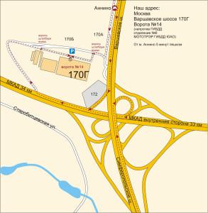 Варшавское-шоссе-схема-проезда-Н
